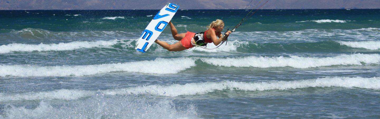 Kohilari Kitesurfing Kos Flachwasser