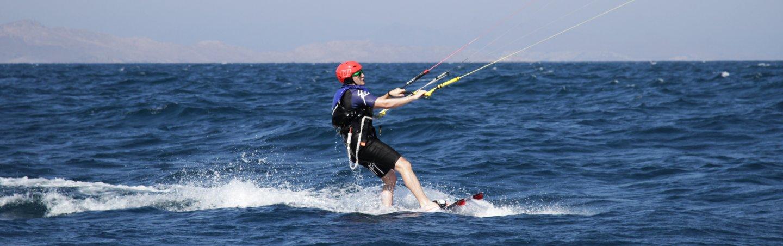 Kitesurfen Kuse Verleih Kos Mastichari Giechenland Maramri