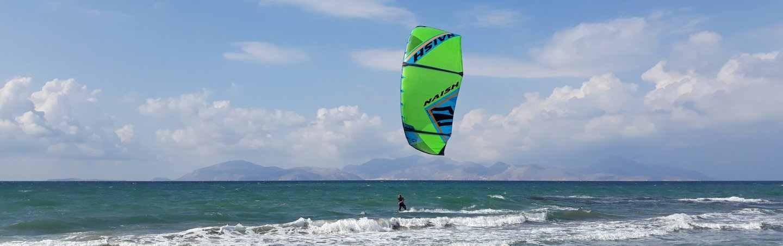 Kitesurfing Marmari