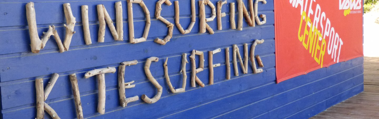 Windsurfing center VDWS