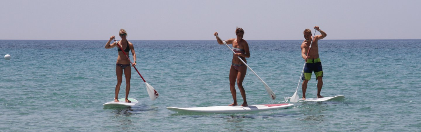 SUP rental lessons Mastichari Marmari