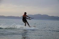 Kiteboarden, Kitesurfen