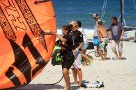 Kite courses, Kos, Greece