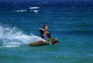 Beste Kite Action in Kos