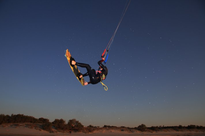 kitesurfing, Caravia Beach Hotel, Material Verleih