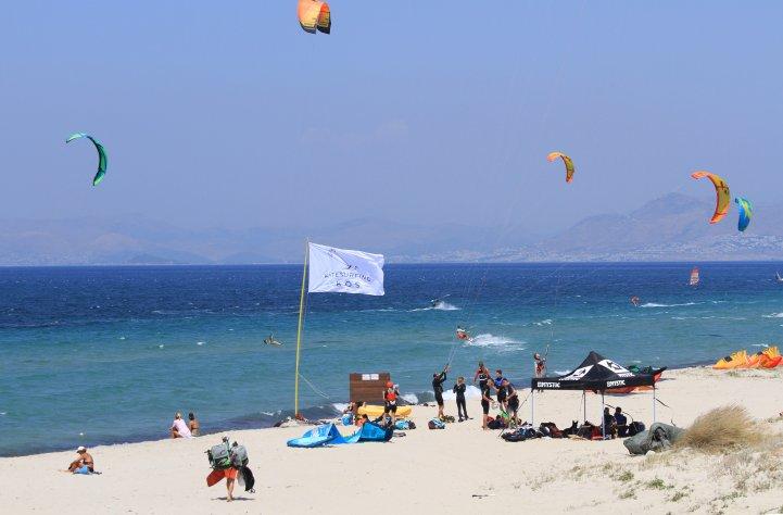 Marmari KitesurfingKos, Caravia, Beach Hotel