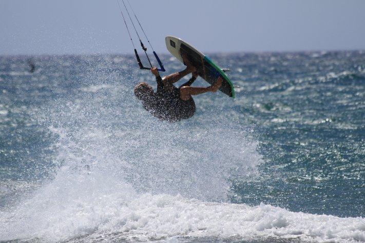 Kitesurfing Kiteboarding Kos Mastichari Marmari Kiteschule Kiteverleih