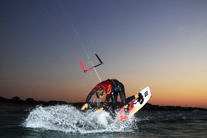 kitesurfing kos Griechenland Mastichari Marmari caravia beach hotel