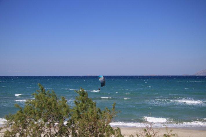 kitesurfing, kos, Griechenland, Mastichari, Marmari