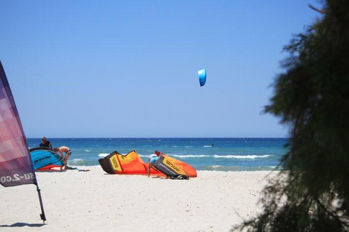 kitesurfing kos, Griechenland, Mastichari, Marmari