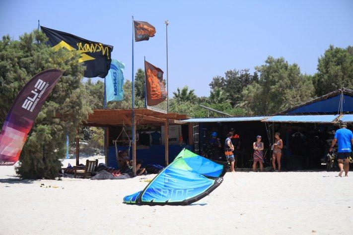 Kitesurfing Kos Griechenland Kos Mastichari Kite Verleih, Kiteschule