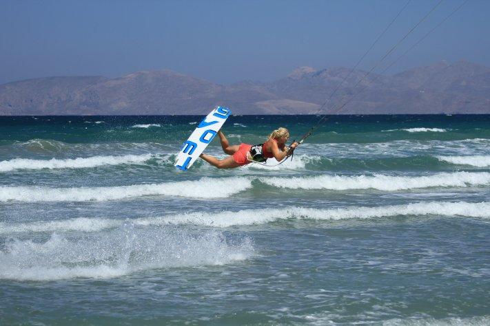 Kohilari Flachwasser Freestyle Kos Griechenland