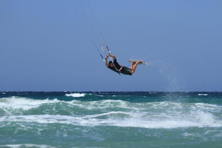 Freestyle Kos Kohilari Kitesurfing Kos Mastichari