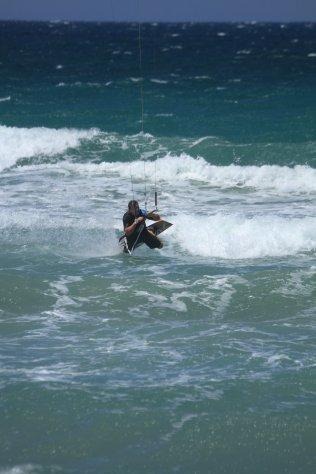 Kohilari Freestyle mit Kitesurfing Kos