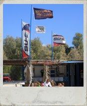 Unsere Kiteschule in Mastichari, Kos