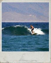 Surfen mit dem Stand up paddle board