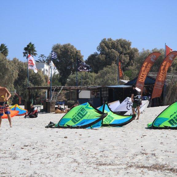 kitesurfe center Kos Griechenland Mastichari