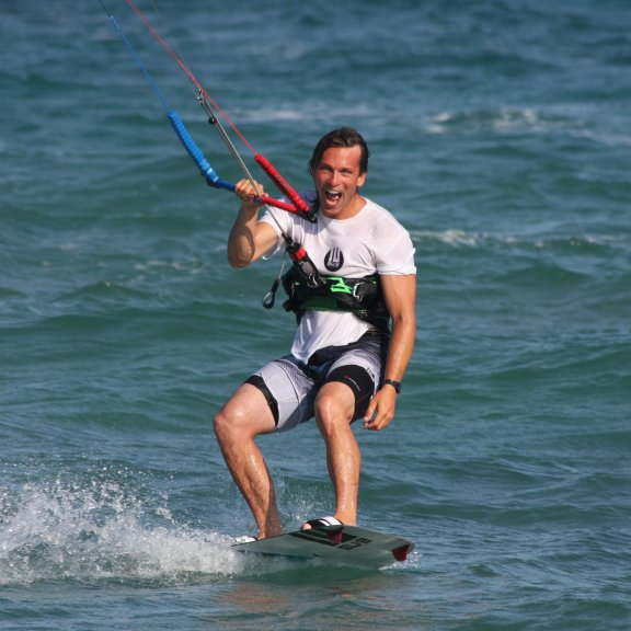 Kitesurfing Kiteschule Kitelehrer